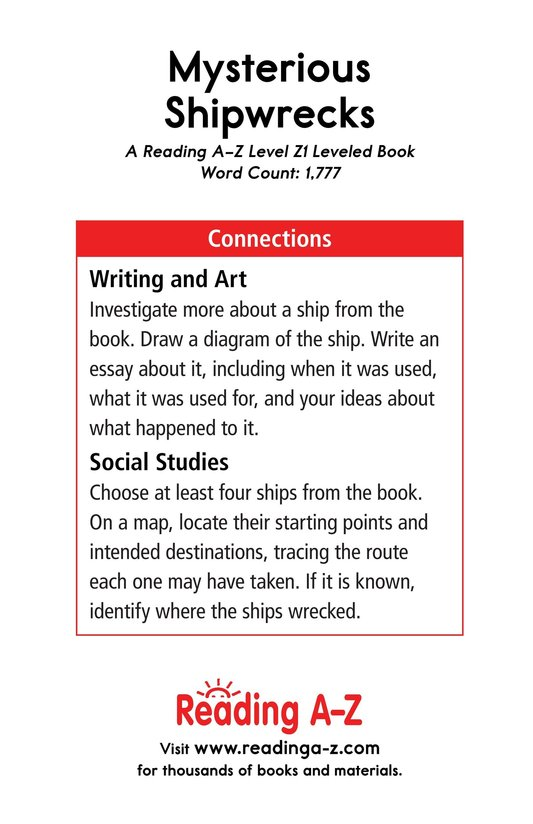 Book Preview For Mysterious Shipwrecks Page 21