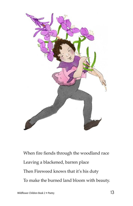 Book Preview For Wildflower Children Book 2 Page 13