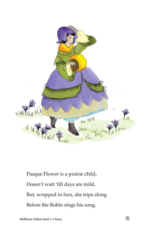 Book Preview For Wildflower Children Book 2 Page 15