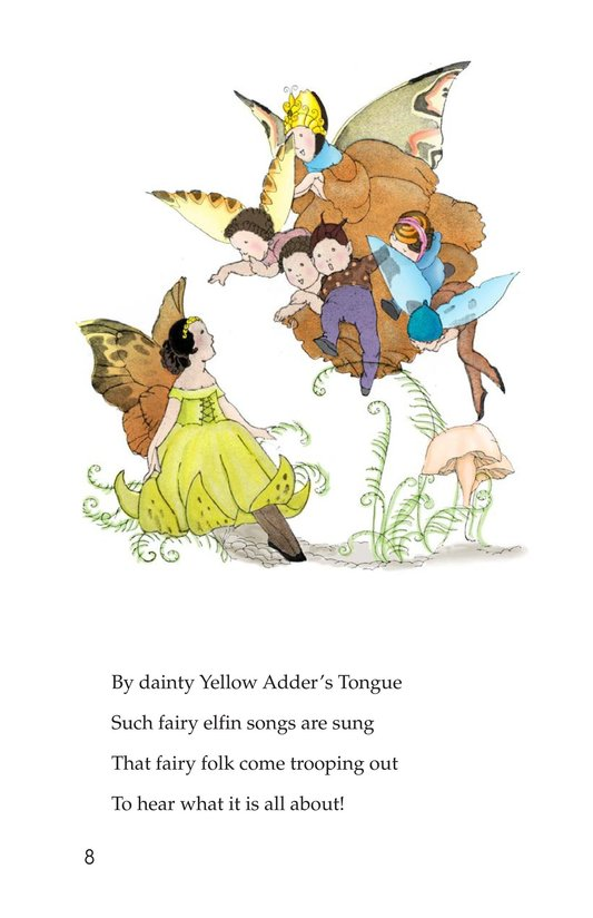 Book Preview For Wildflower Children Book 2 Page 8