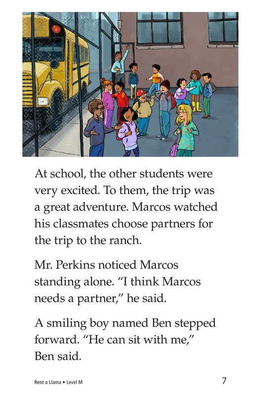 Book Preview For Rent a Llama Page 7