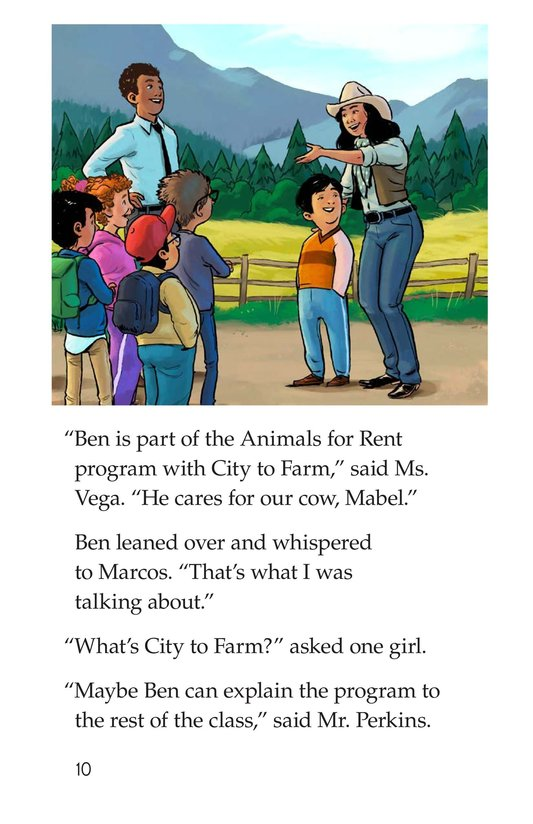 Book Preview For Rent a Llama Page 10