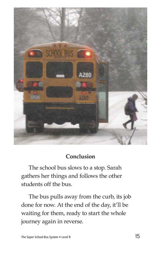 Book Preview For The Super School Bus System Page 15