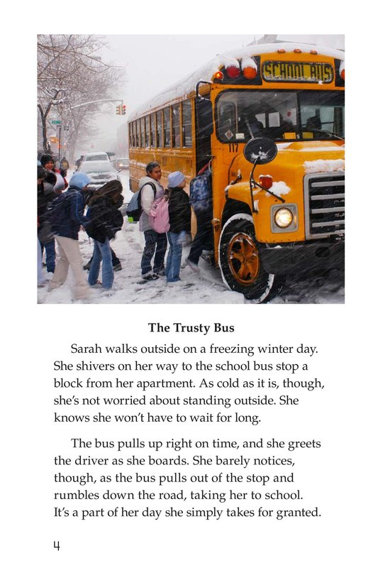 Book Preview For The Super School Bus System Page 4