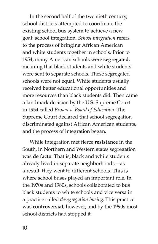 Book Preview For The Super School Bus System Page 10
