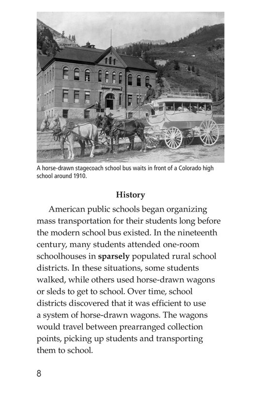 Book Preview For The Super School Bus System Page 8