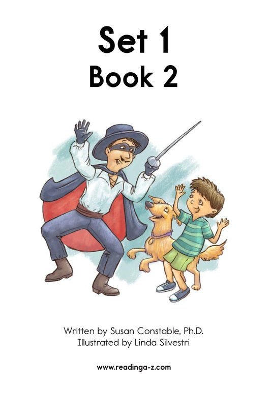Book Preview For Decodable Passages Set 1 Book 2 Page 2