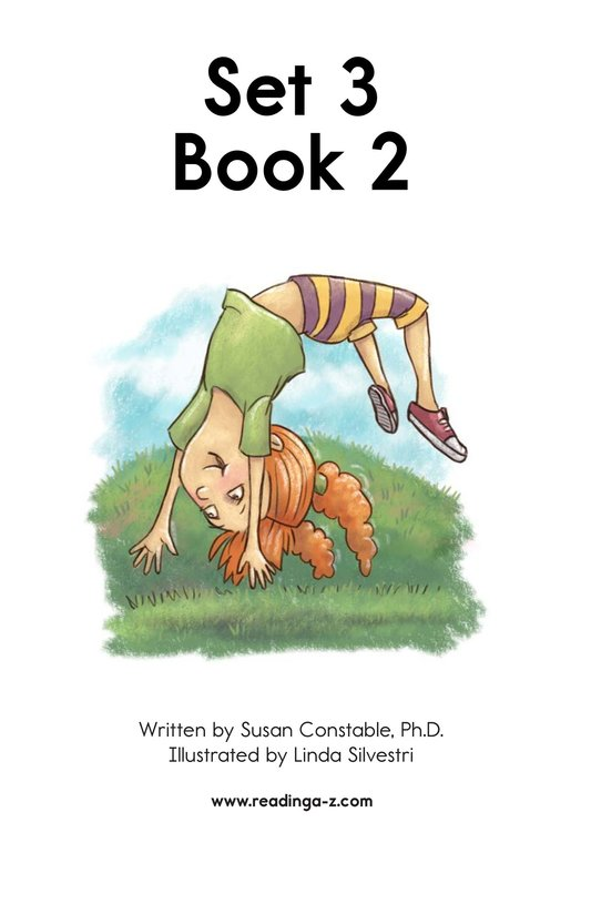 Book Preview For Decodable Passages Set 3 Book 2 Page 2
