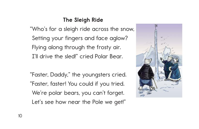 Book Preview For Christmas in Animal Land Page 10