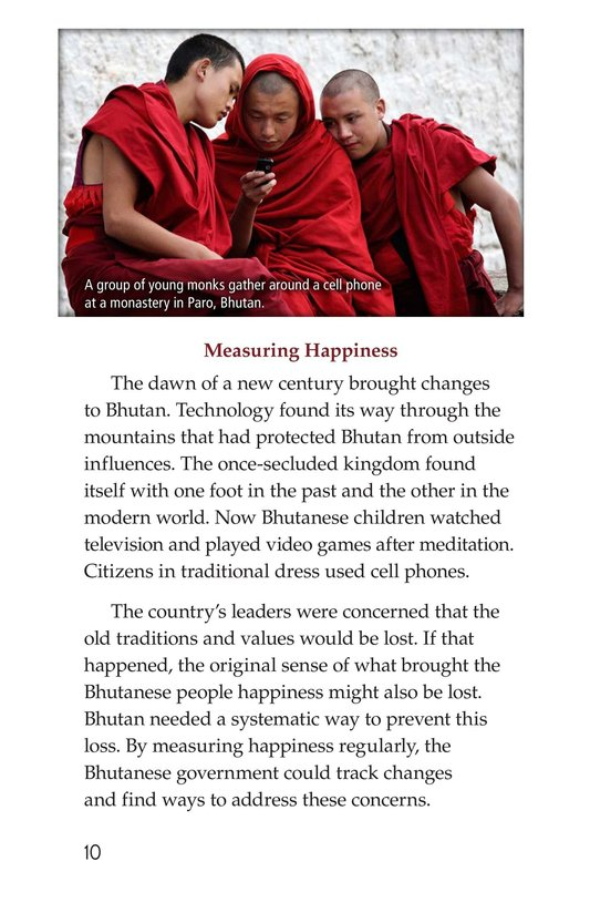 Book Preview For The Kingdom of Happiness Page 10