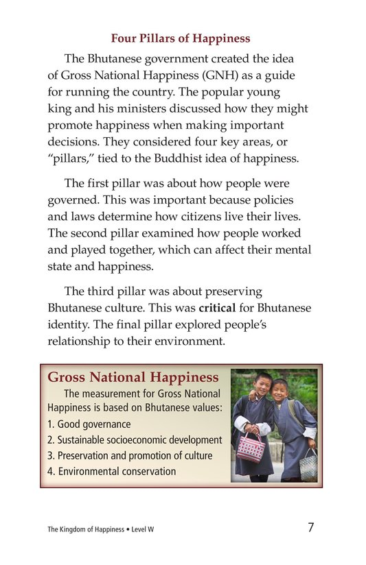Book Preview For The Kingdom of Happiness Page 7