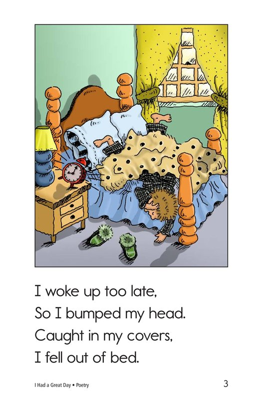 Book Preview For I Had a Great Day Page 3