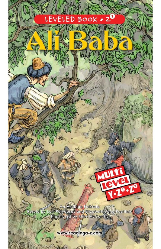 Book Preview For Ali Baba Page 0