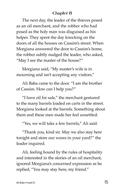 Book Preview For Ali Baba Page 15