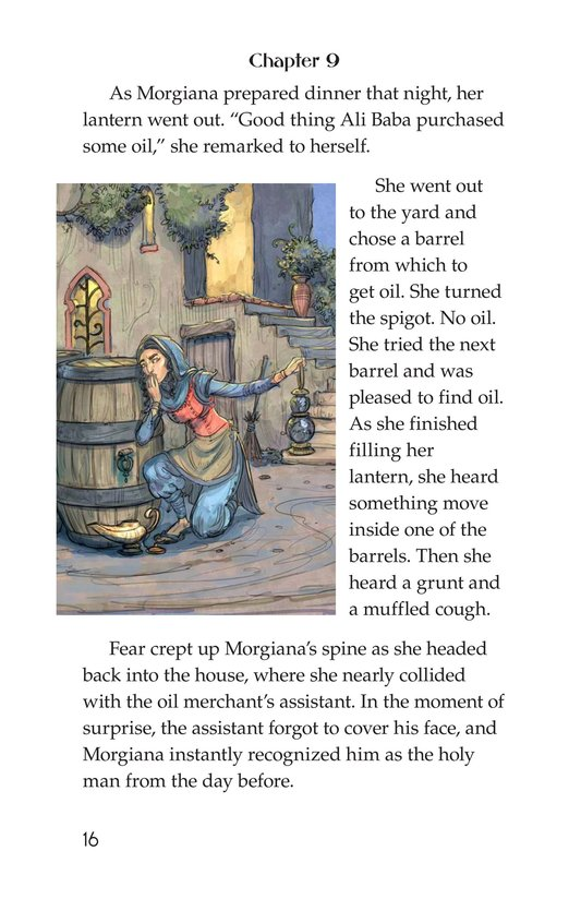 Book Preview For Ali Baba Page 16