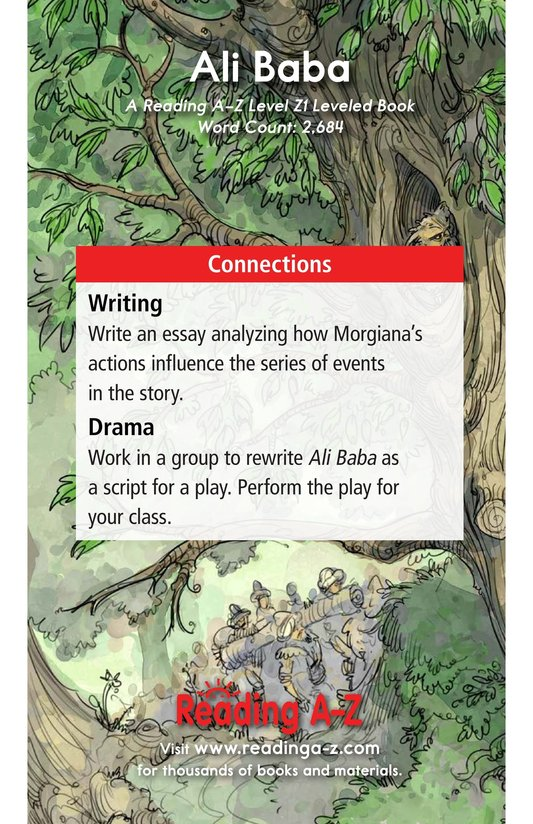 Book Preview For Ali Baba Page 21