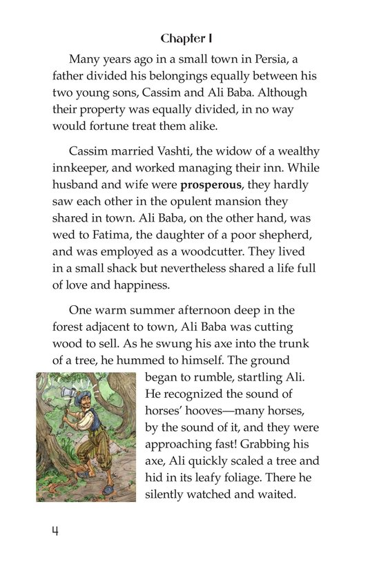 Book Preview For Ali Baba Page 4