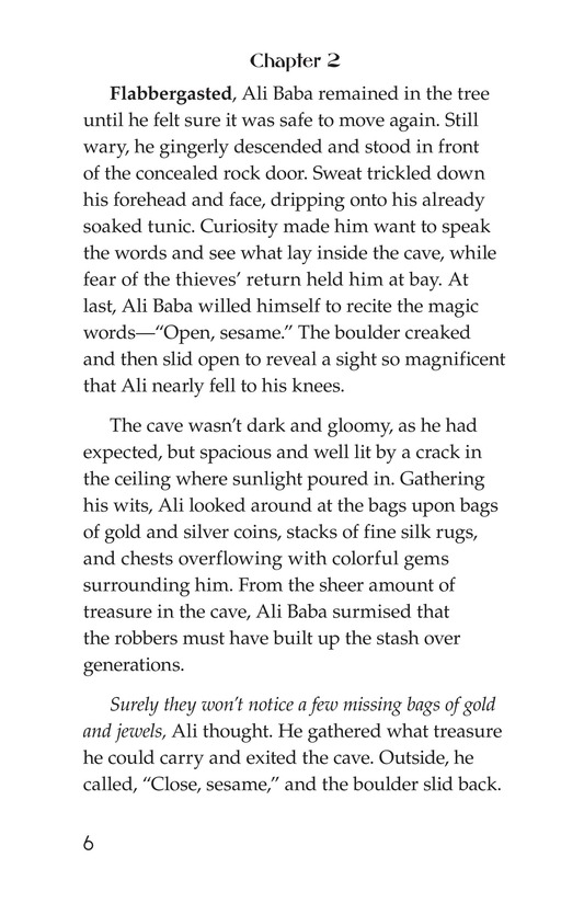 Book Preview For Ali Baba Page 6