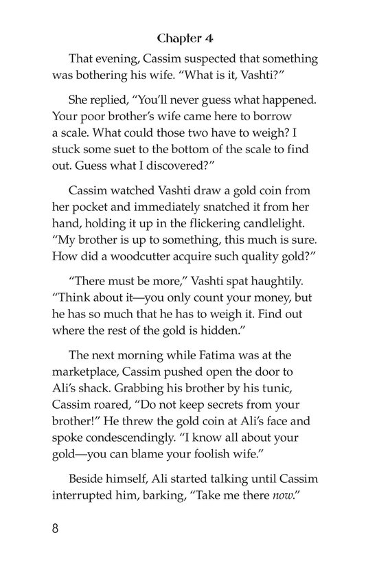 Book Preview For Ali Baba Page 8