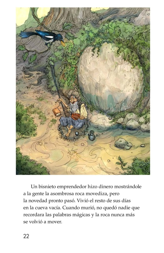 Book Preview For Ali Baba Page 22