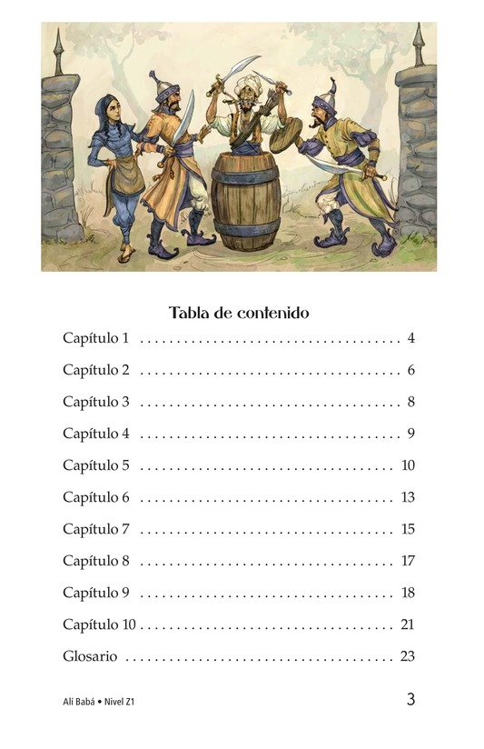 Book Preview For Ali Baba Page 3