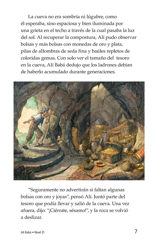 Book Preview For Ali Baba Page 7