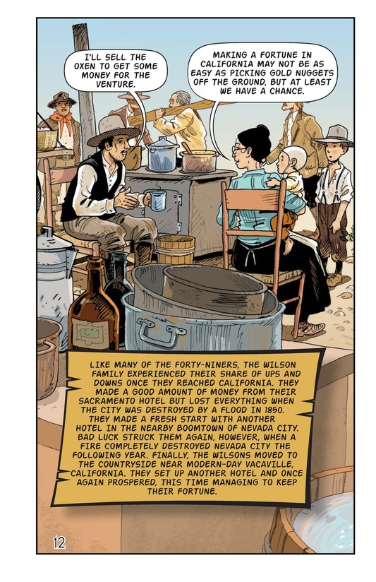 Book Preview For A Gold Rush Adventure Page 13