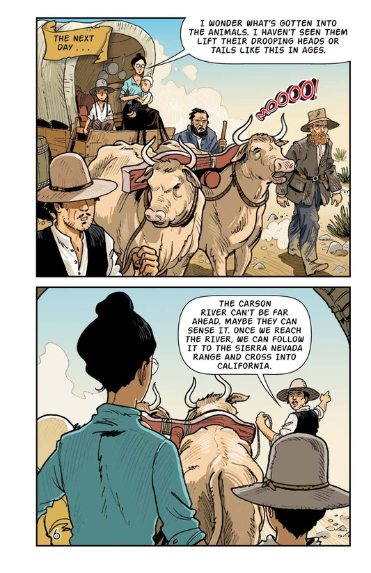 Book Preview For A Gold Rush Adventure Page 7