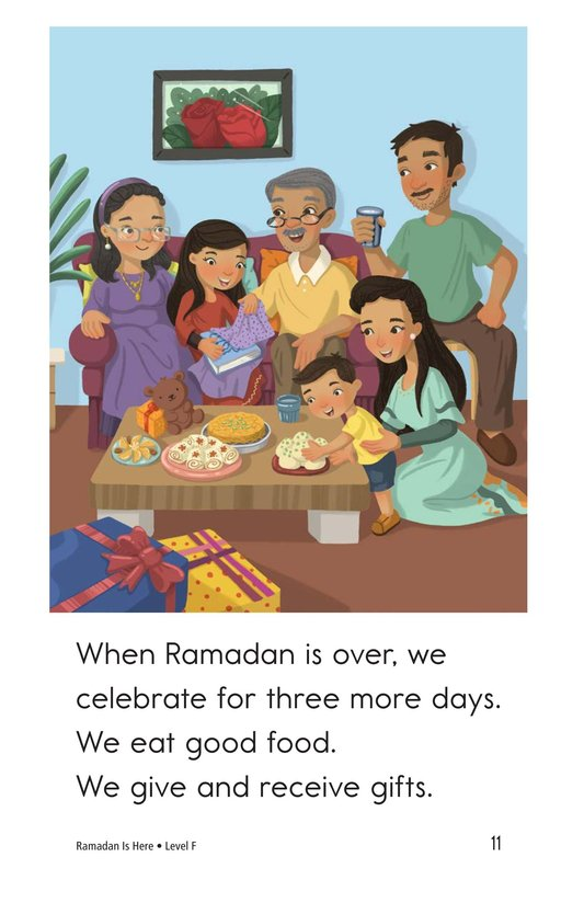 Book Preview For Ramadan Is Here Page 11