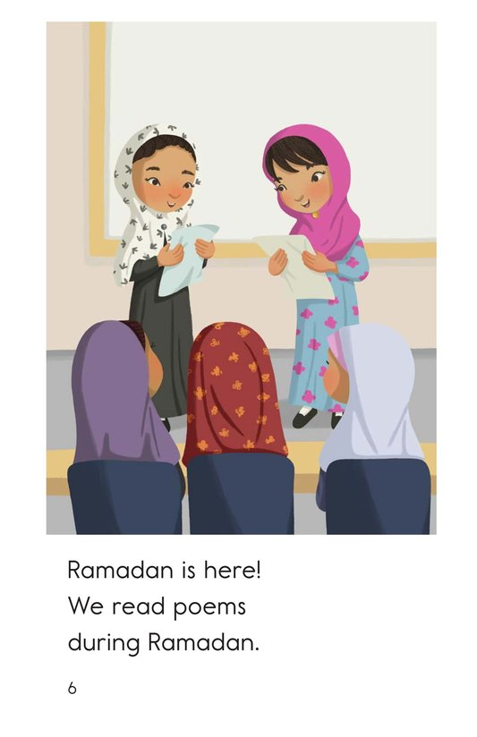 Book Preview For Ramadan Is Here Page 6