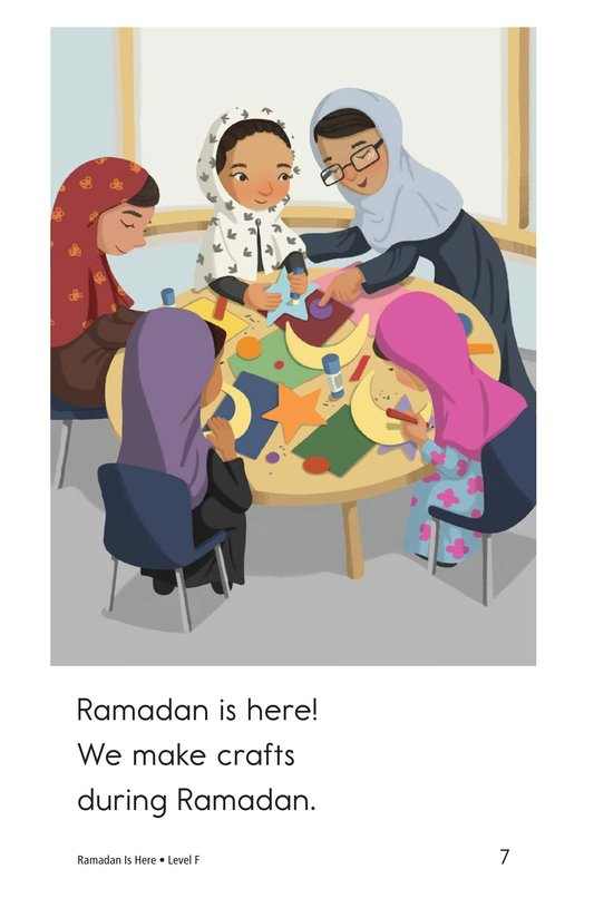 Book Preview For Ramadan Is Here Page 7
