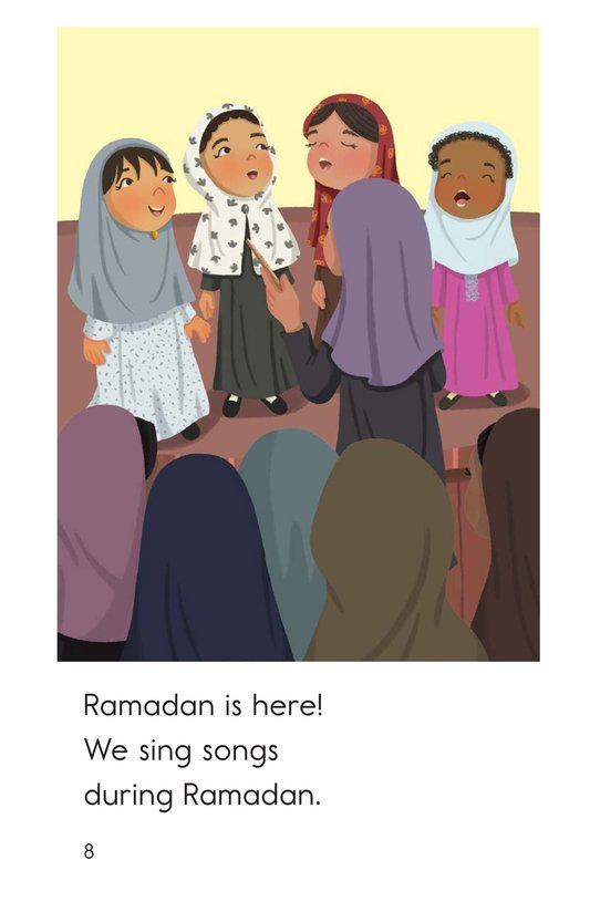 Book Preview For Ramadan Is Here Page 8