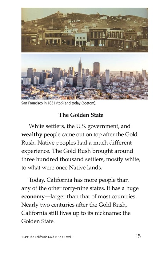 Book Preview For 1849: The California Gold Rush Page 15