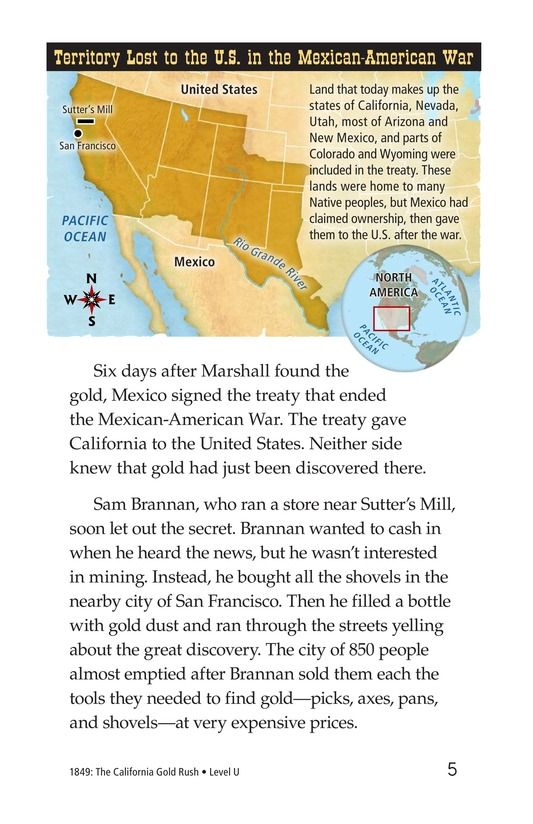 Book Preview For 1849: The California Gold Rush Page 5