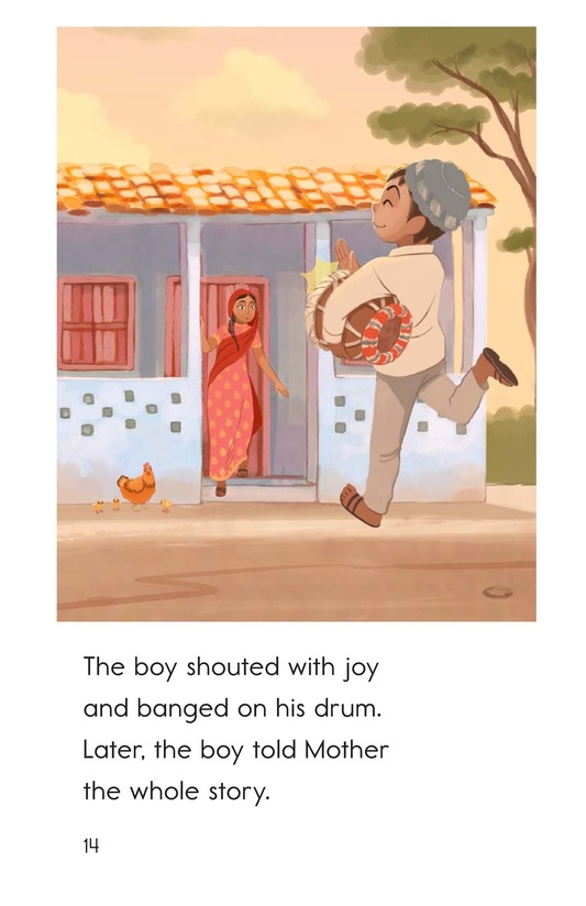 Book Preview For The Drum Page 14