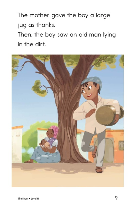 Book Preview For The Drum Page 9