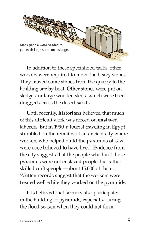 Book Preview For Pyramids Page 9