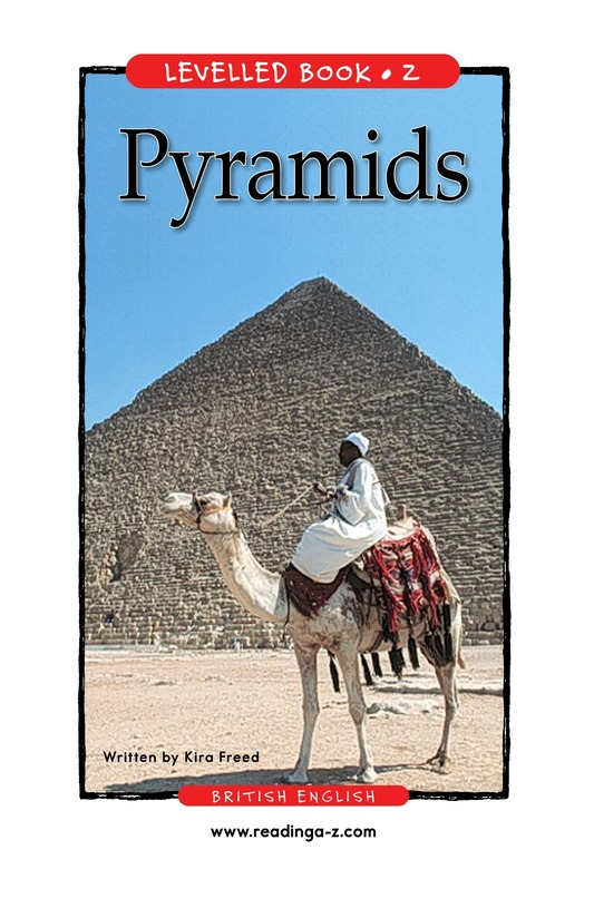 Book Preview For Pyramids Page 1