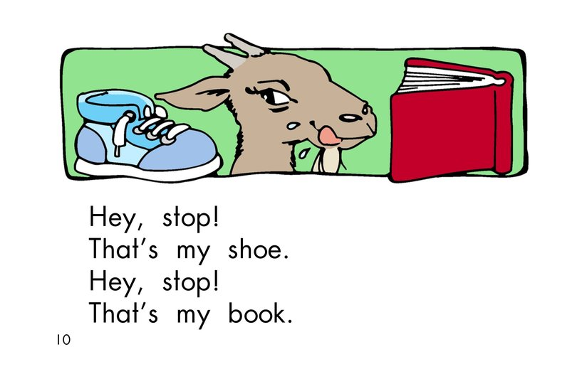 Book Preview For What Animals Eat Page 10
