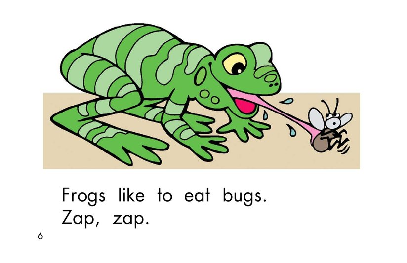 Book Preview For What Animals Eat Page 6