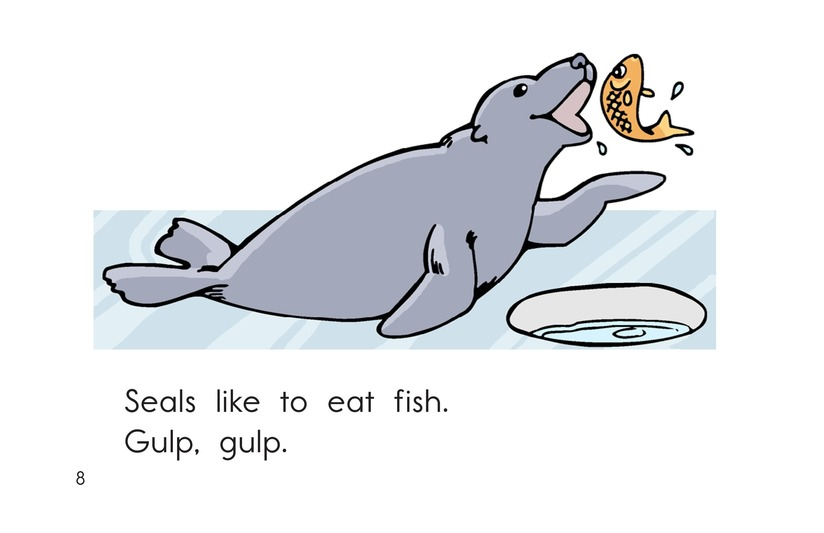 Book Preview For What Animals Eat Page 8