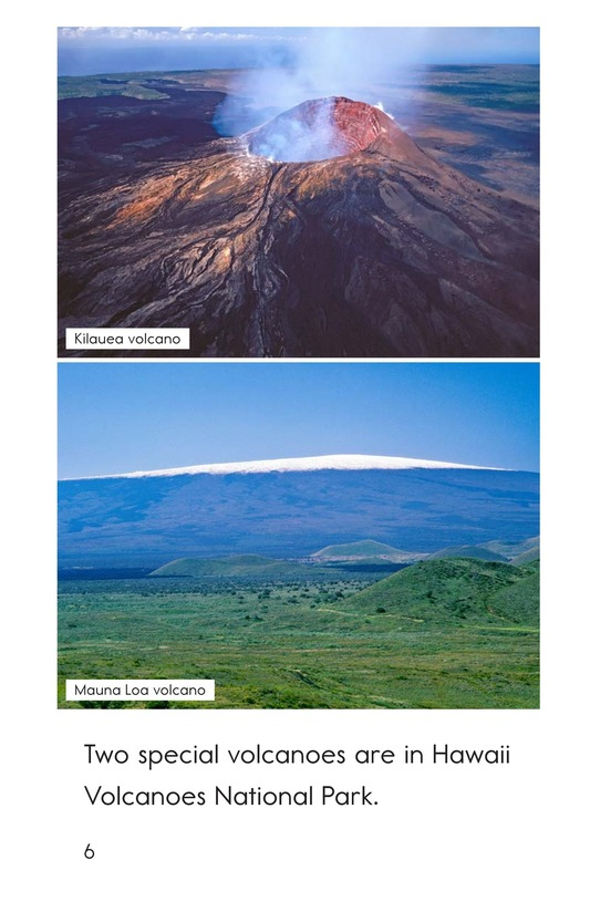 Book Preview For Hawaii Volcanoes National Park Page 6