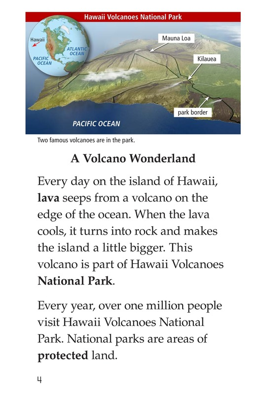 Book Preview For Hawaii Volcanoes National Park Page 4