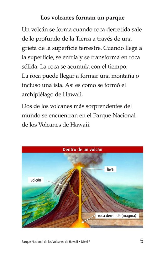 Book Preview For Hawaii Volcanoes National Park Page 5