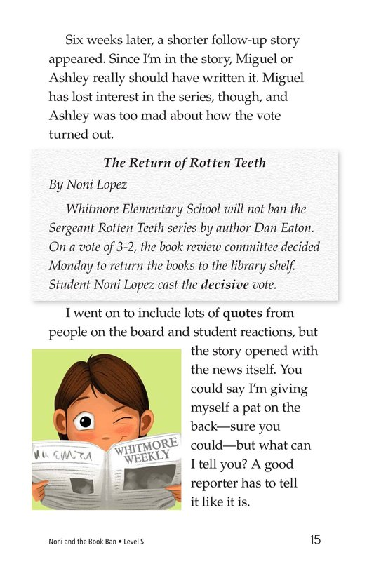 Book Preview For Noni and the Book Ban Page 15