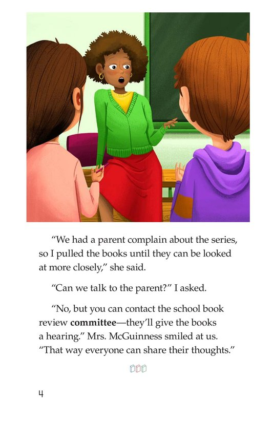 Book Preview For Noni and the Book Ban Page 4