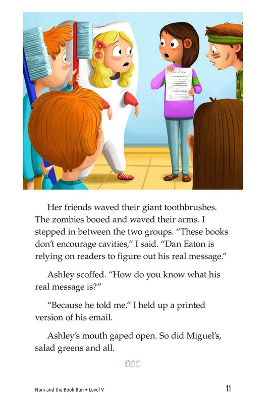 Book Preview For Noni and the Book Ban Page 11