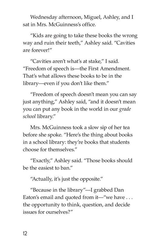 Book Preview For Noni and the Book Ban Page 12