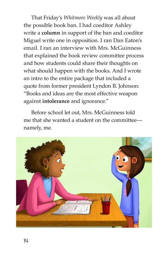 Book Preview For Noni and the Book Ban Page 14