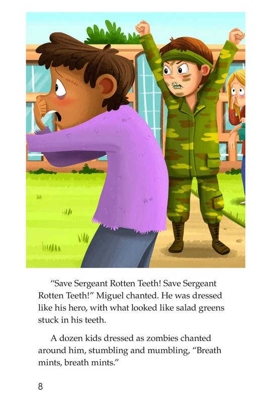 Book Preview For Noni and the Book Ban Page 8